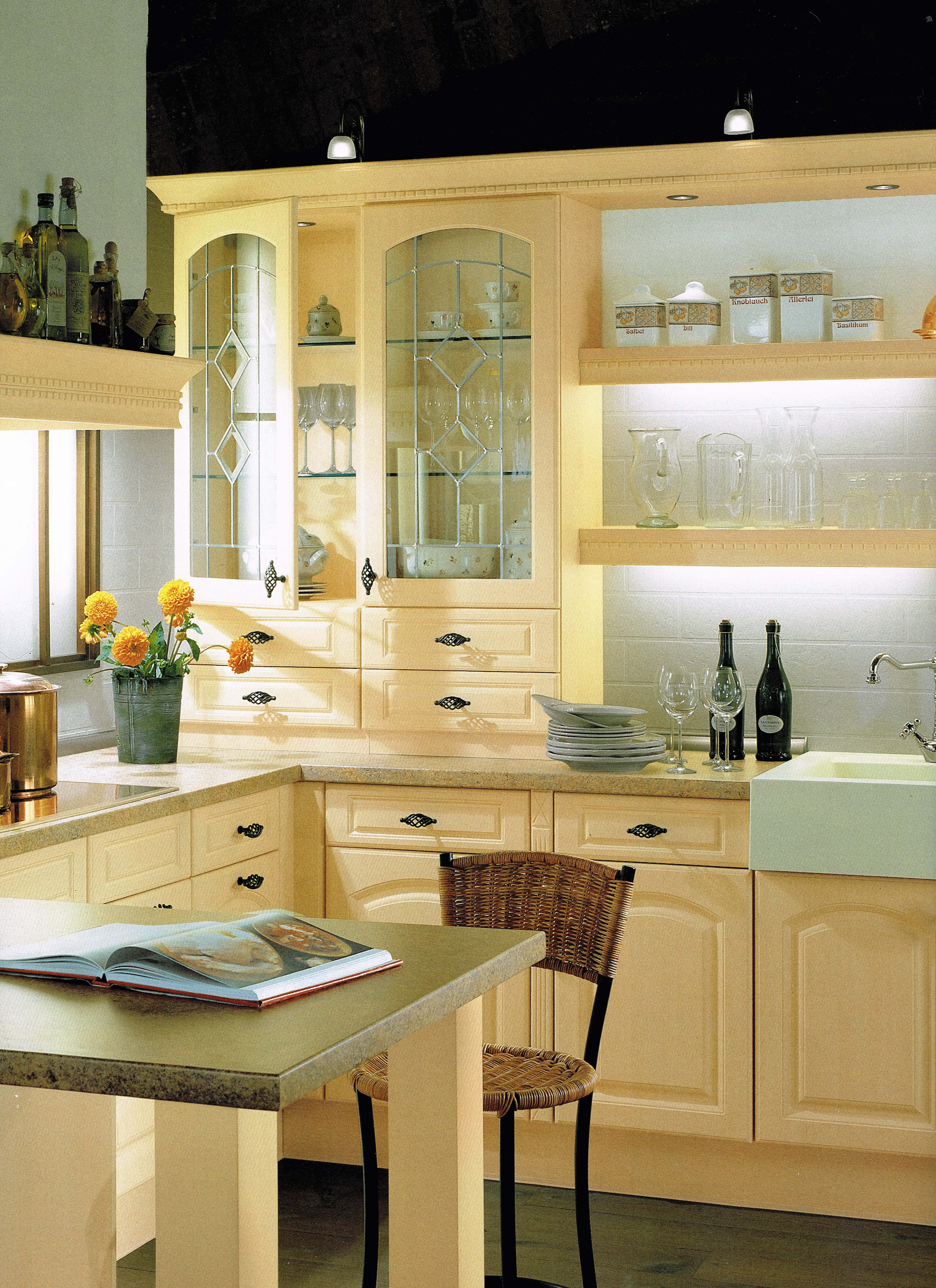 diy: küche selbst gebaut - youtube. landhausküche | selbst.de ...